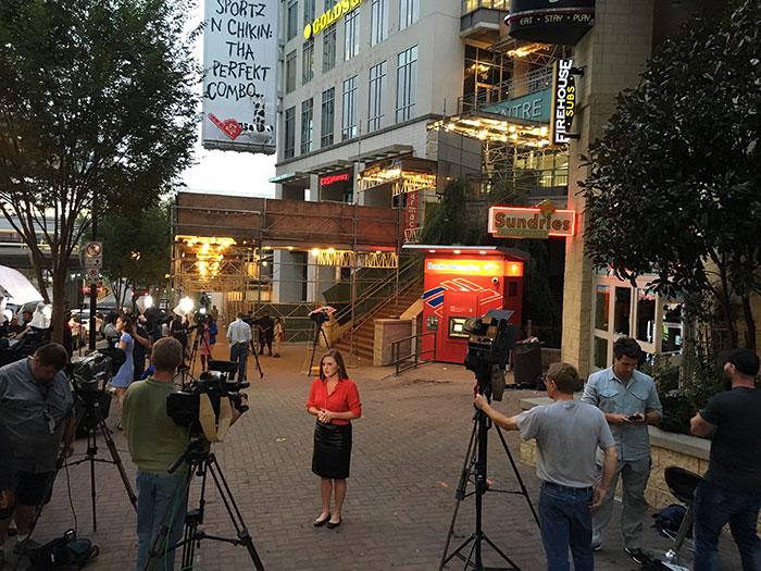 tv-news-crew-protest