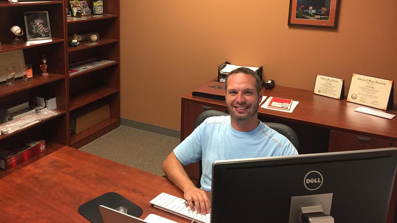 How I Work: Aaron Mork, Account Director at World Racing Group