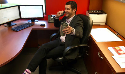 How I Work: Ryan Petrosso, Senior Vice President of Sales at...