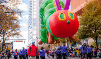 Uptown Charlotte to host the 70th annual Novant Health Thanksgiving Day...