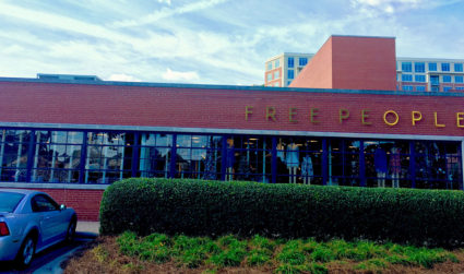 Free People opens today in Atherton Mill. Get the scoop on...
