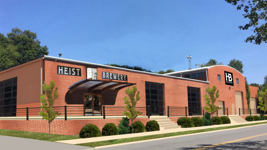 Exclusive: Heist Brewery to expand, open new production facility