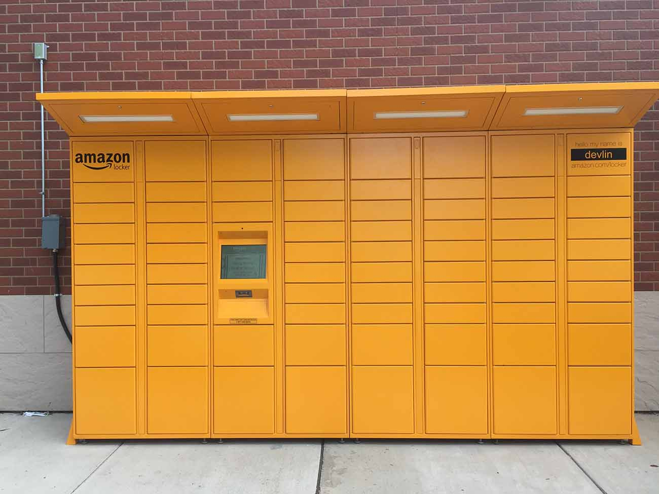 two more amazon lockers have been added to charlotte 39 s roster charlotte agenda. Black Bedroom Furniture Sets. Home Design Ideas
