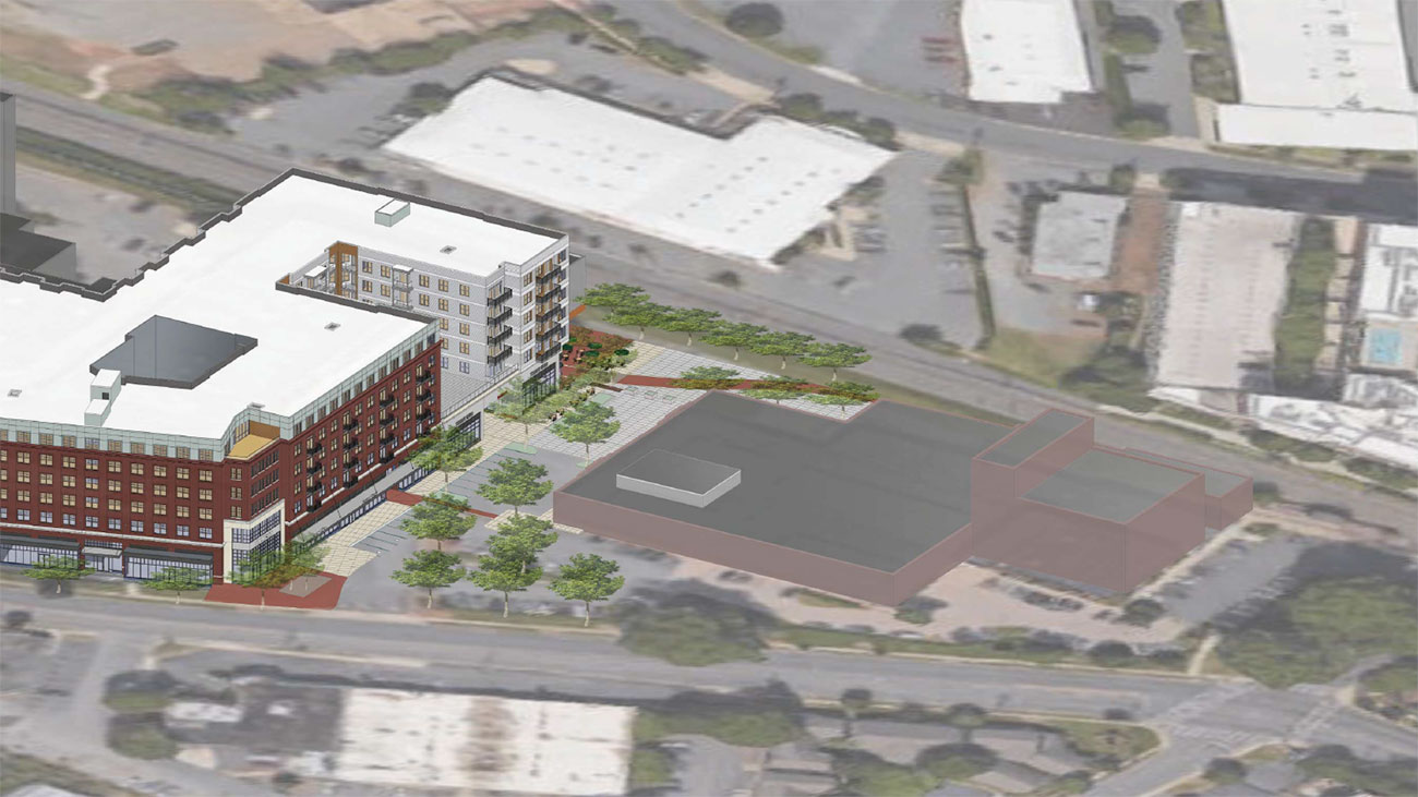 South End's Atherton Mill continues its transformation. See 8 renderings of what's about to be built