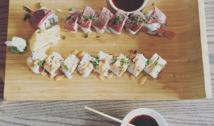 Where and when to get half-price sushi in Charlotte