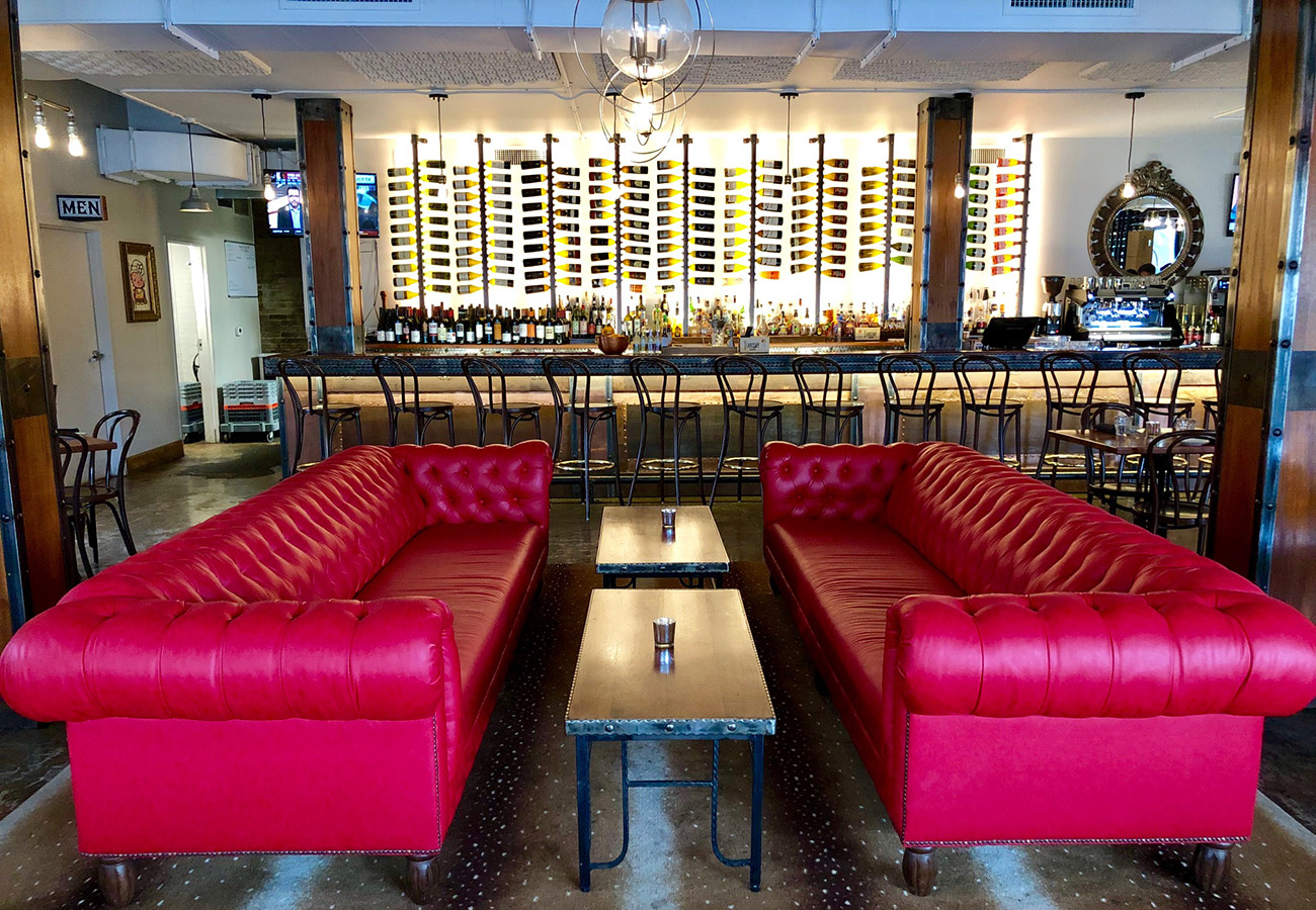5 coolest wine bars in Charlotte