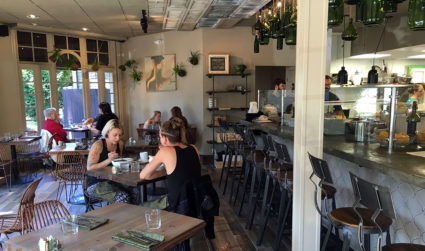 Fern now open in Dilworth. Go inside and view this vegetarian...