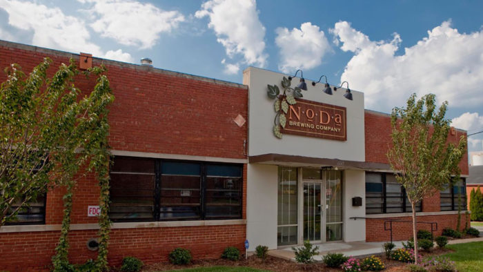 NoDa Brewing set to can 5 beers for their 5 years