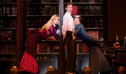 Tony Award winning musical, A Gentleman's Guide to Love & Murder, brings must-see theatre to town