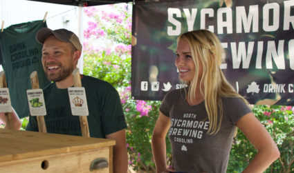 Sycamore Brewing will debut new cider line to thousands at Saturday's...