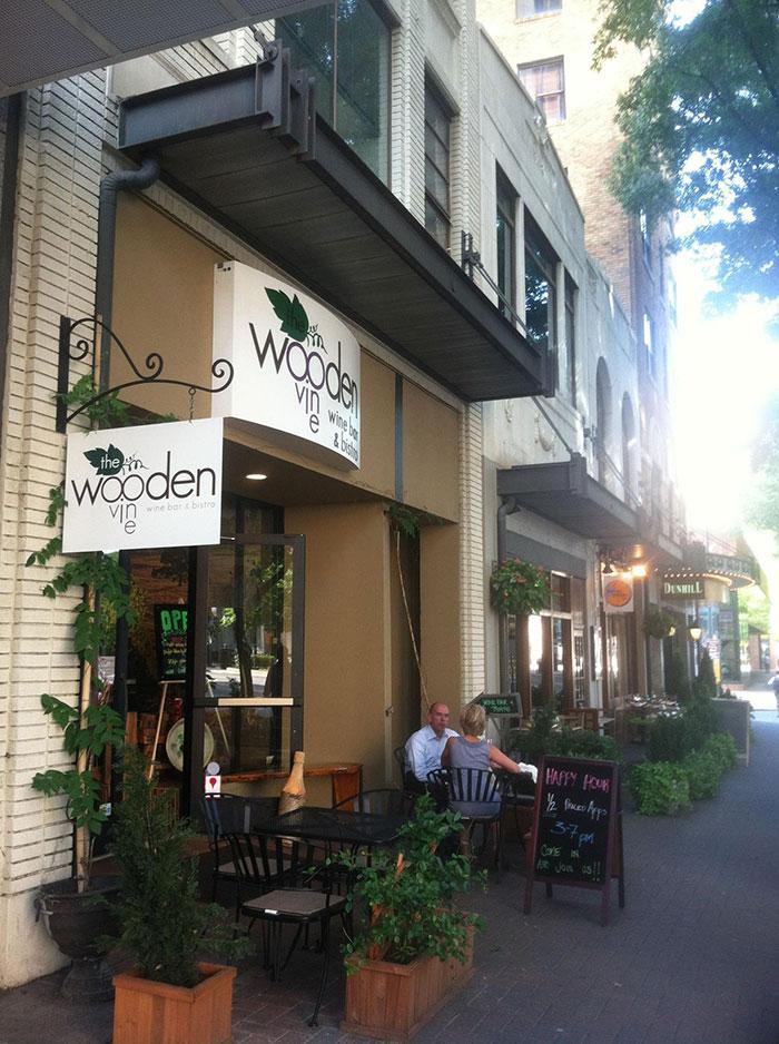 wooden-vine
