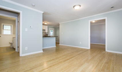 Renovated lovely home close to Uptown & Historic Wesley Heights