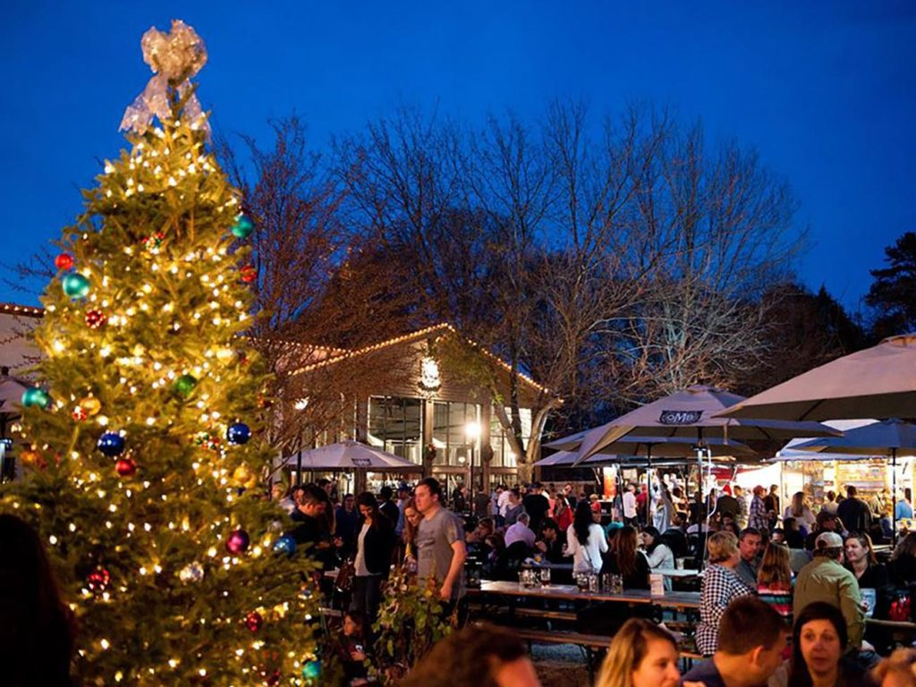 OMB'S Annual Weihnachtsmarkt Christmas Market opens on Friday, and it's expected to draw thousands