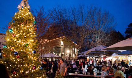OMB will turn into a Christmas market for three weekends in...