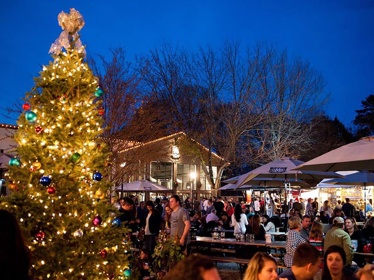 Omb Christmas Market 2020 OMB'S Annual Weihnachtsmarkt Christmas Market opens on Friday, and