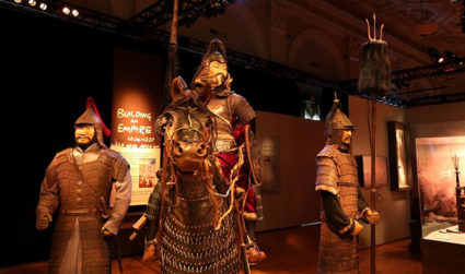 Genghis Khan Exhibition at Discovery Place Science |sponsored|