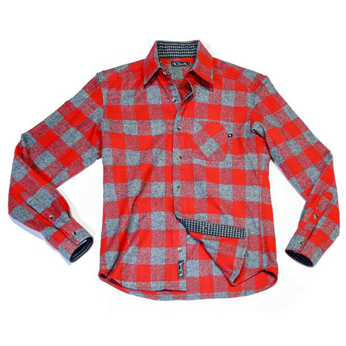 704 shop flannel shirt
