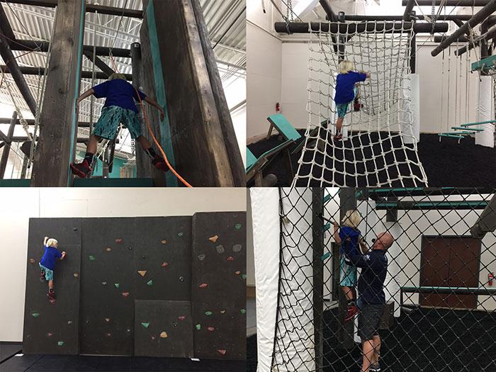 kinetic heights bouldering