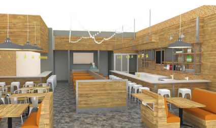 A new sushi and sake bar is coming to South End in early 2017