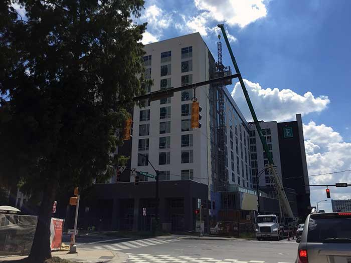 brevard-street-construction