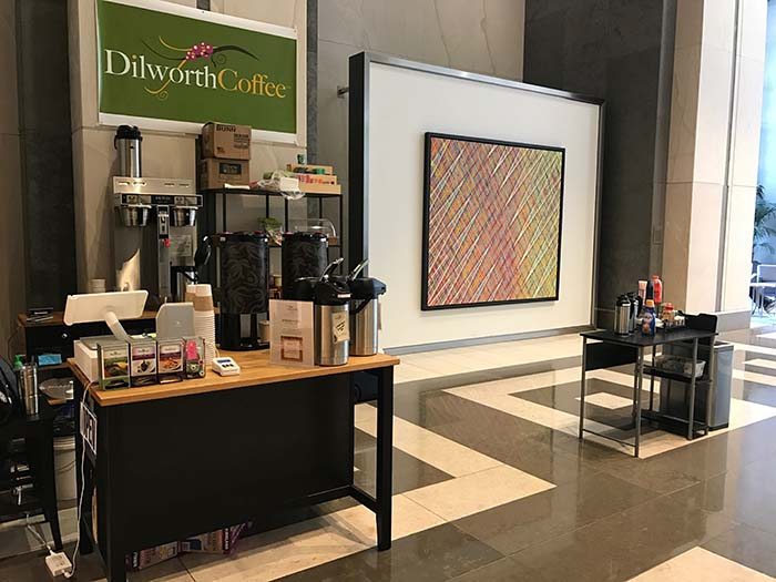 Dilworth Coffee Kiosk