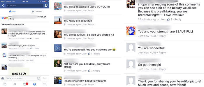 Beautiful Comments For Girl Pic On Fb Archidev
