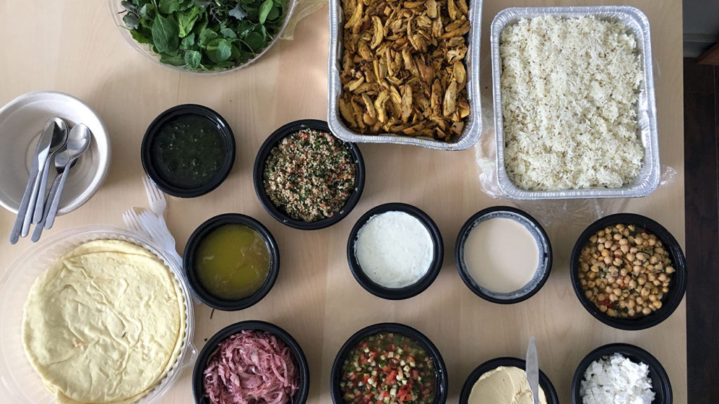 Top 10 lunch catering options to improve attendance at your next boring lunchtime meeting