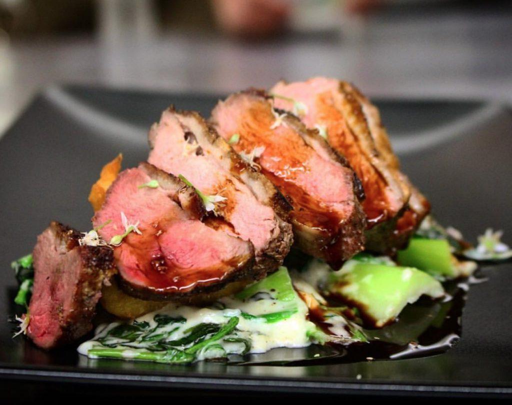 Serial restaurateur Frank Scibelli just bought into Clark Barlowe's award-winning Heirloom Restaurant