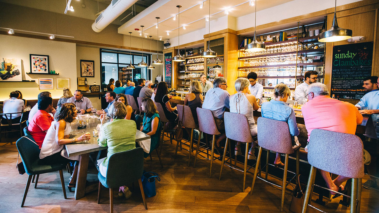 These are the best days to visit some of Charlotte's favorite wine bars