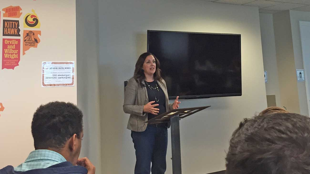 Female-focused coworking startup rethinks Charlotte — but international expansion remains on track