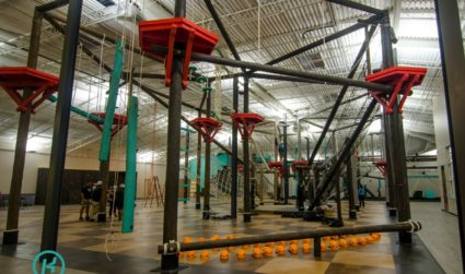 How to pay $20 for a Ninja Warrior type experience –...