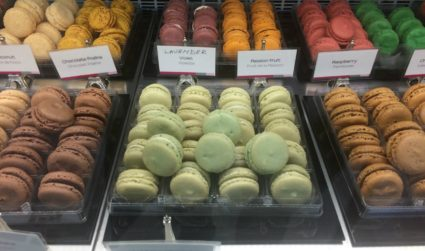 Le Macaron French Pastries is now open at The Metropolitan