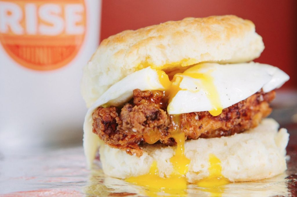 Rise Biscuits Donuts will open December 3 in Ballantyne