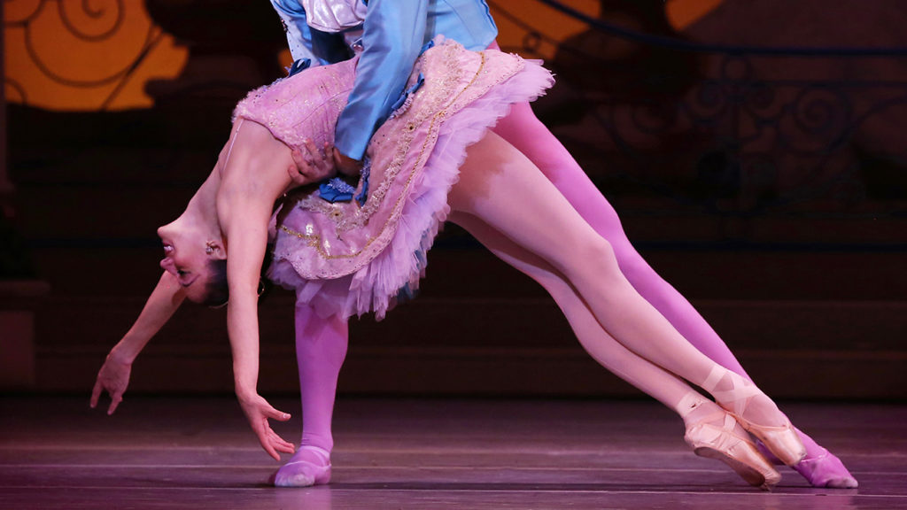 Backstage with Charlotte Ballet – a day in the life of dancer Alessandra Ball James