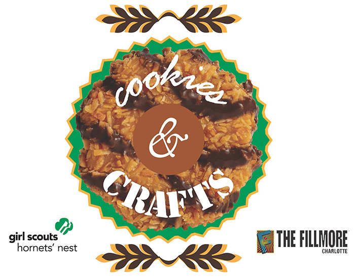 cookies and crafts 2017 at fillmore