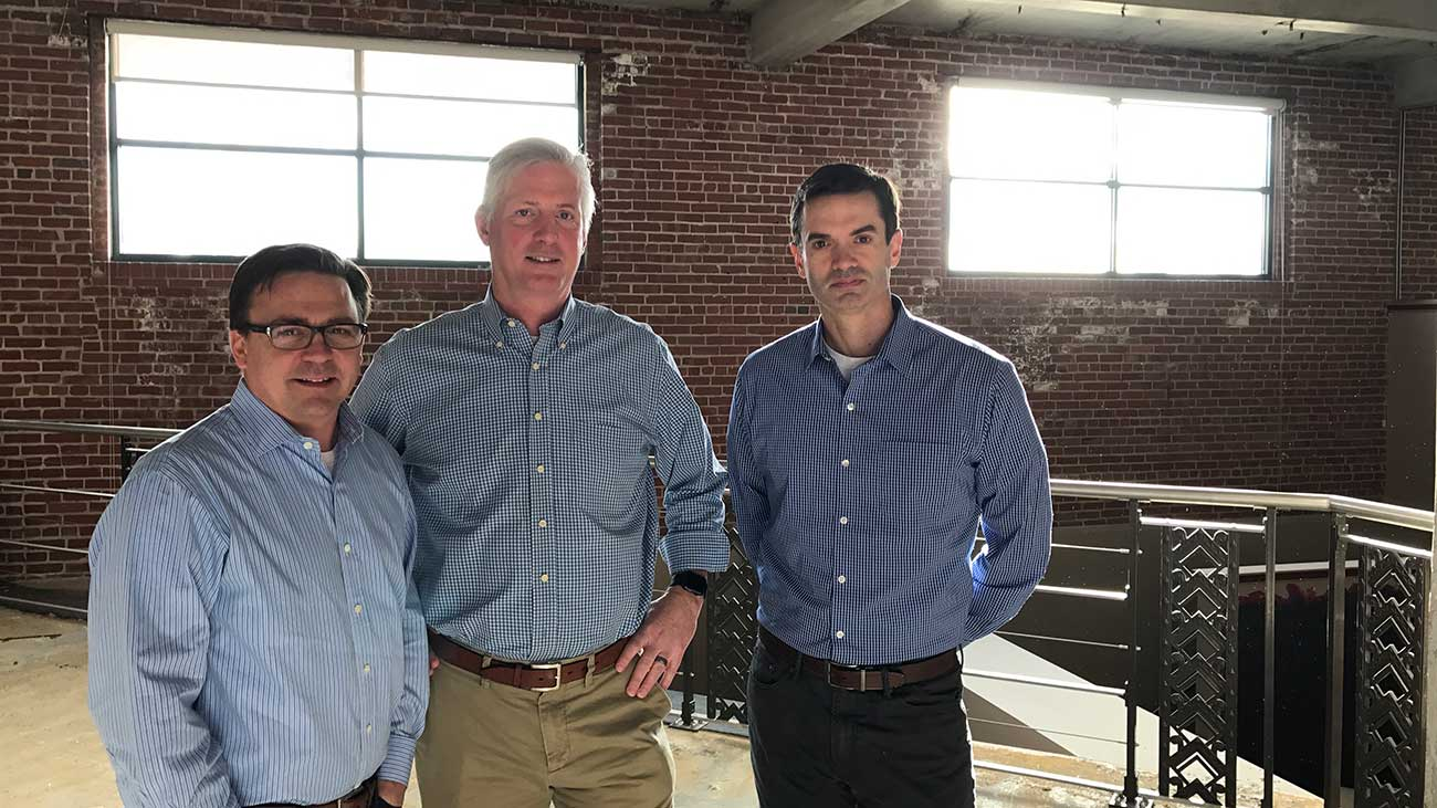 Healthcare lending startup renovating part of a historic FreeMoreWest building