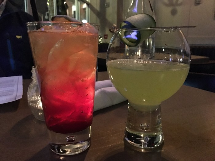 turnhouse grille cocktails