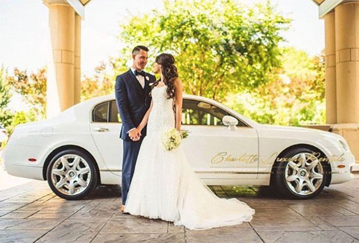 charlotte luxury rentals weddings