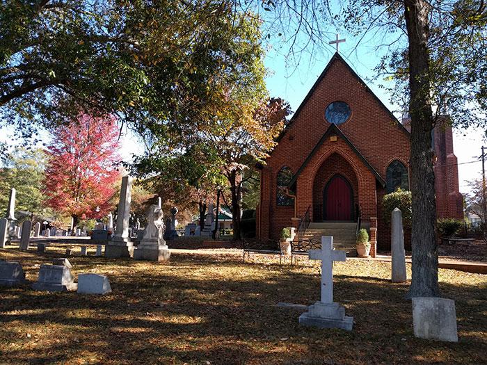 st-lukes-cemetery-lincolnton