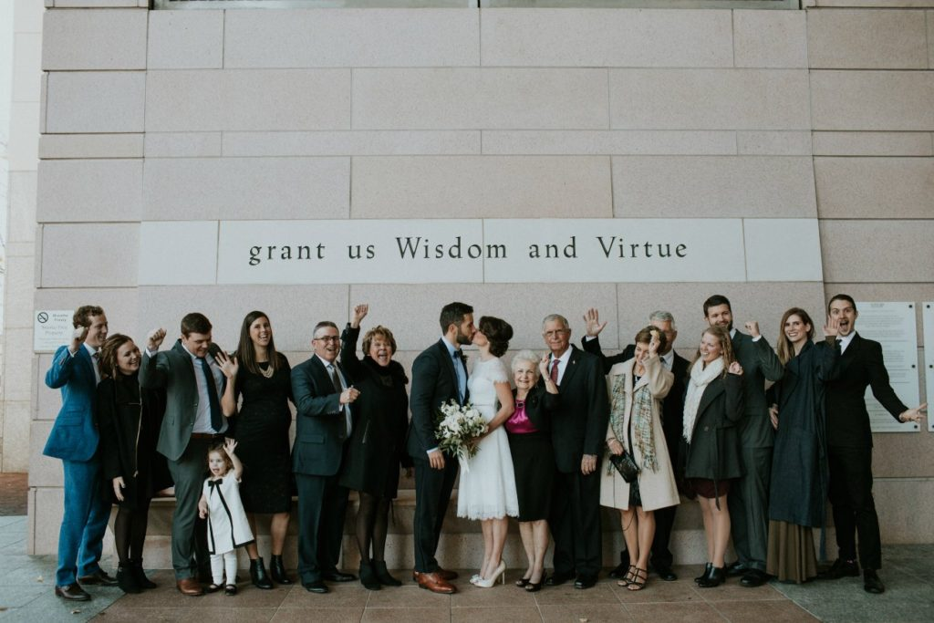 How to get married at the courthouse in Charlotte