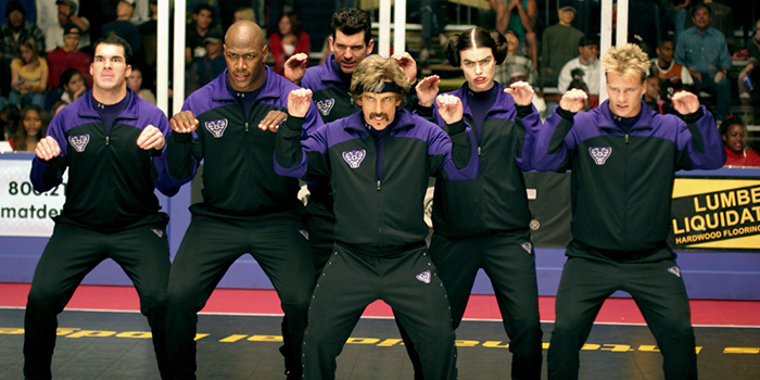Kombuchas all around to the team that shows up like this.