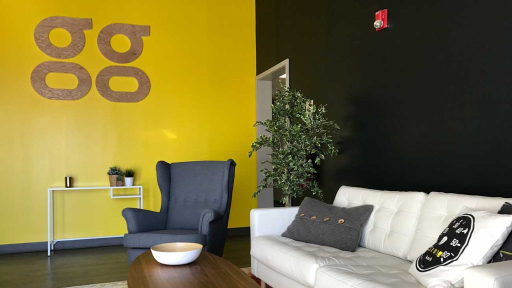 Coworking company Hygge is opening a third location at Camp North End