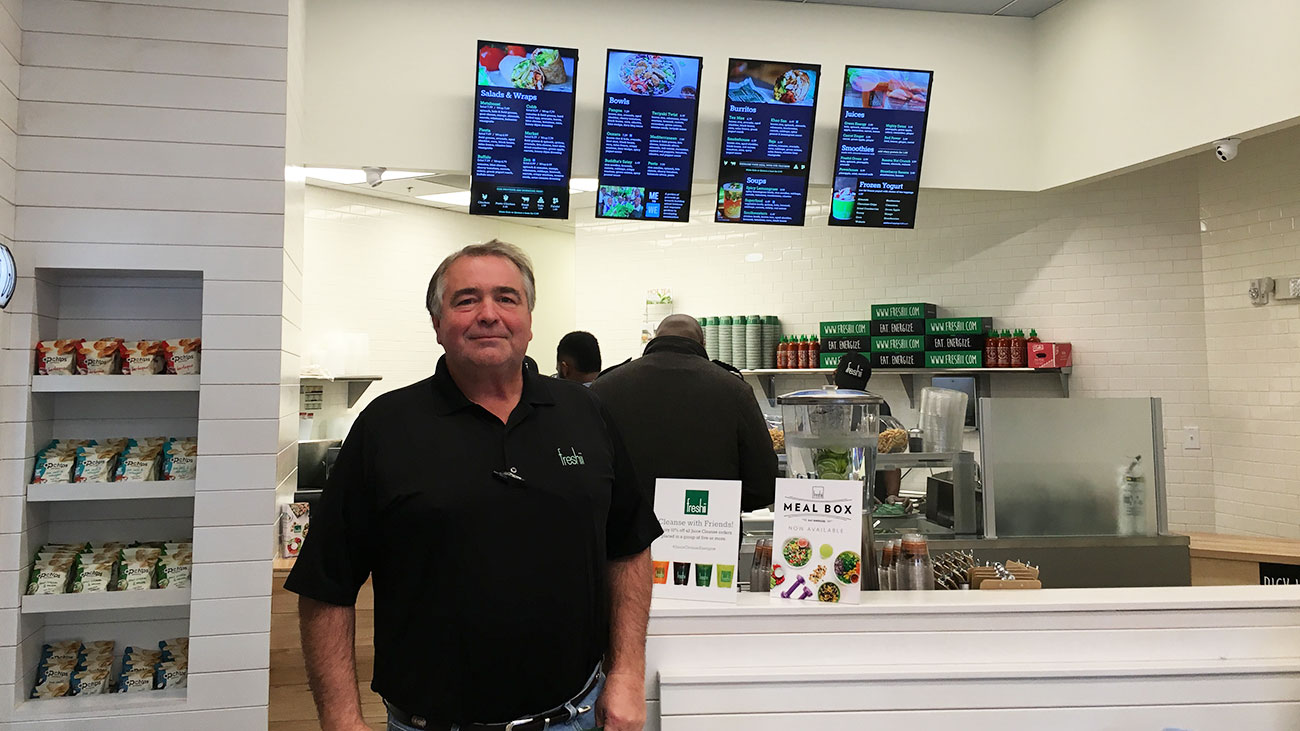 Freshii opens in SouthPark