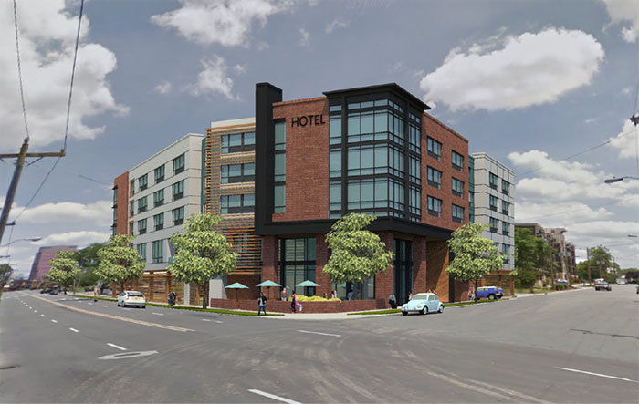 A kimpton hotel is coming to dilworth i hope we see for Charlotte nc boutique hotels