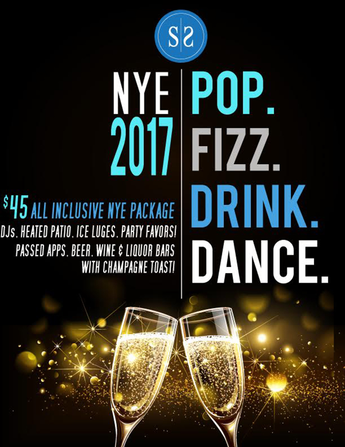 NYE 2017 at Southside