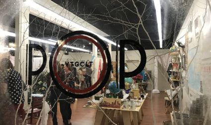 Vintage Charlotte's Christmas pop-up market opens in Latta Arcade today. Peek inside