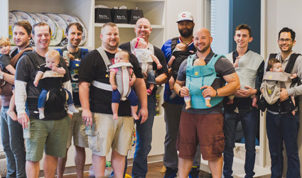 New or expecting dad looking for Charlotte's cool dad community? Check out Dads+Bags+Brews – Baby+Co's pint-filled brewery hangout for dads at Free Range Brewing on 1/22