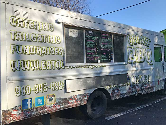 Charlotte Food Trucks Tin Kitchen