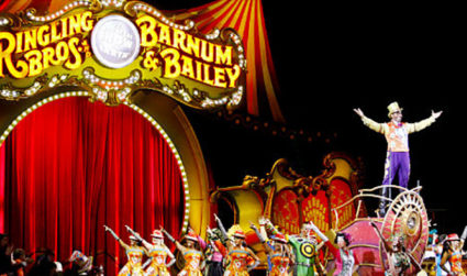 Ringling Bros. and Barnum & Bailey® – The Last Show