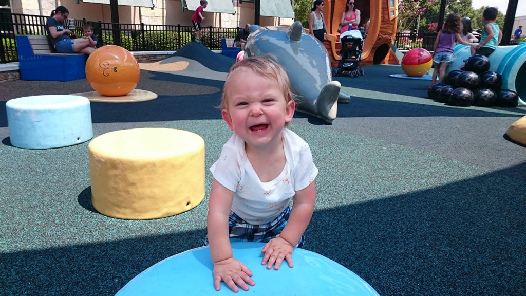 Charlotte's top 4 mall playgrounds, ranked